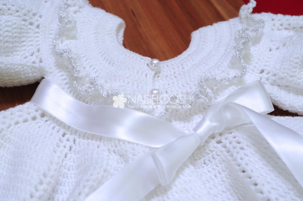 Detaliu rochita spate